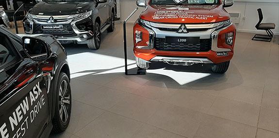 Mitsubishi Listing