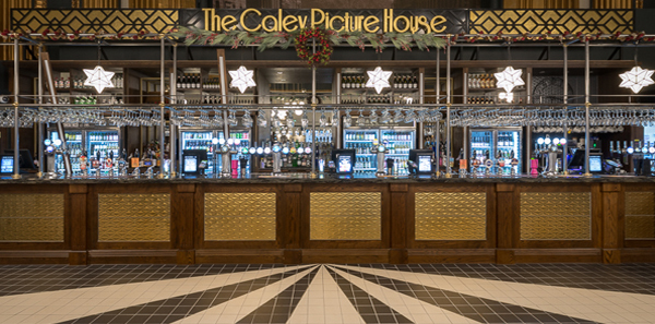 The Caley Picture House Refurbishment