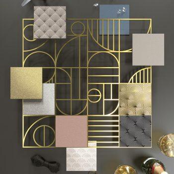 Metallic Tiles Gatsby Blog Thumbnail